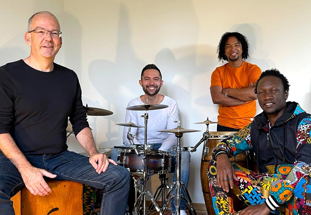 Stephan Rigert's Worlds of Percussion