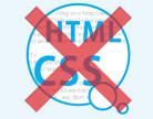HTMLとCSSの知識が不要!