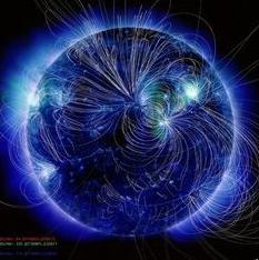 NHK驚異の大宇宙  太陽の実写映像