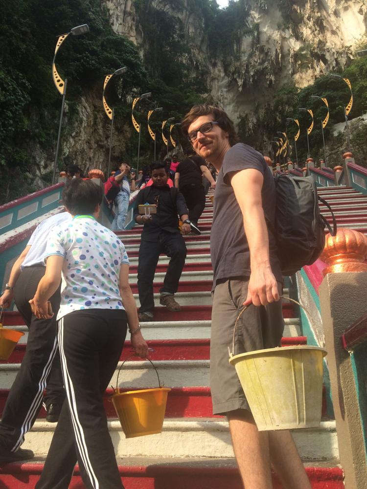Touristen als billige Arbeitskraft