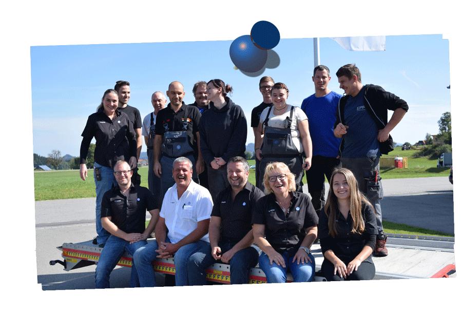 Das Team vom Autohaus Feinaigle in Röthenbach / Allgäu: Ihre VW Service Werkstatt