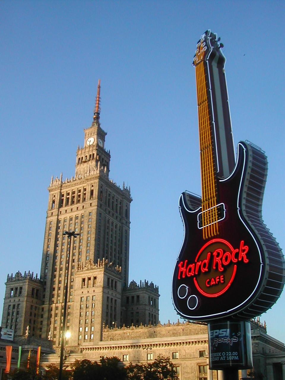 HRC Warschau