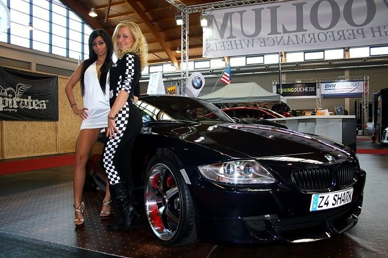 Z4 Coupe auf der Tuningworld Bodensee