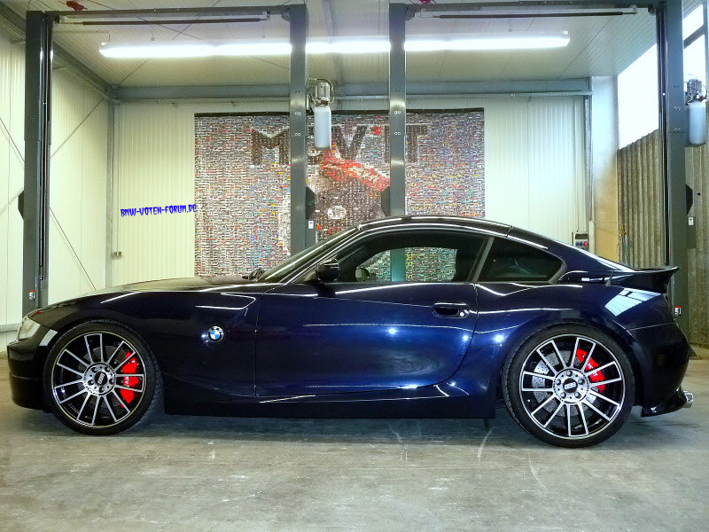 Moivt Bremsanlage BMW Z4 Coupe