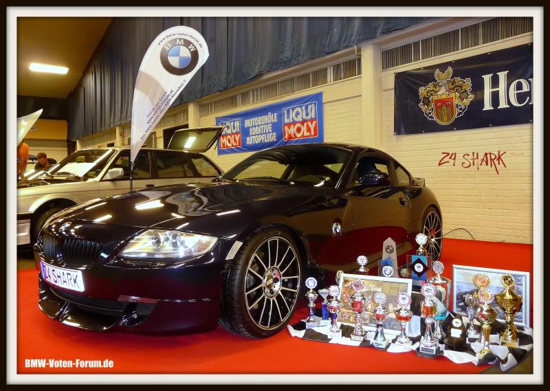 Z4 Coupe Präsentation in der Ostwestfalenhalle