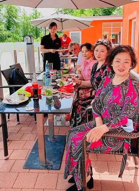 Aussenwirtschaft Restaurant Ginza
