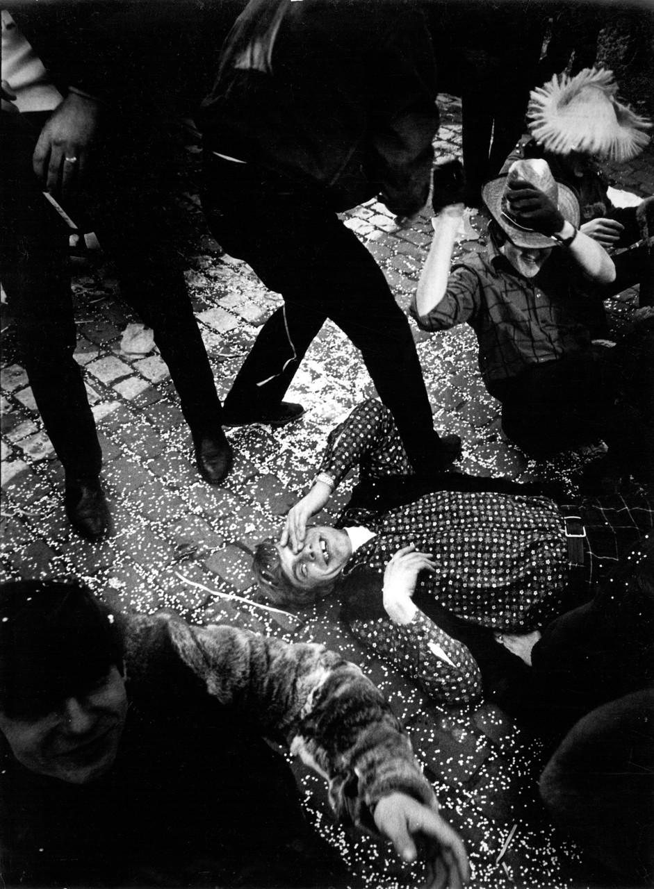 """""""Fastnacht"""", Mainz, Mitte 1960er Jahre"""