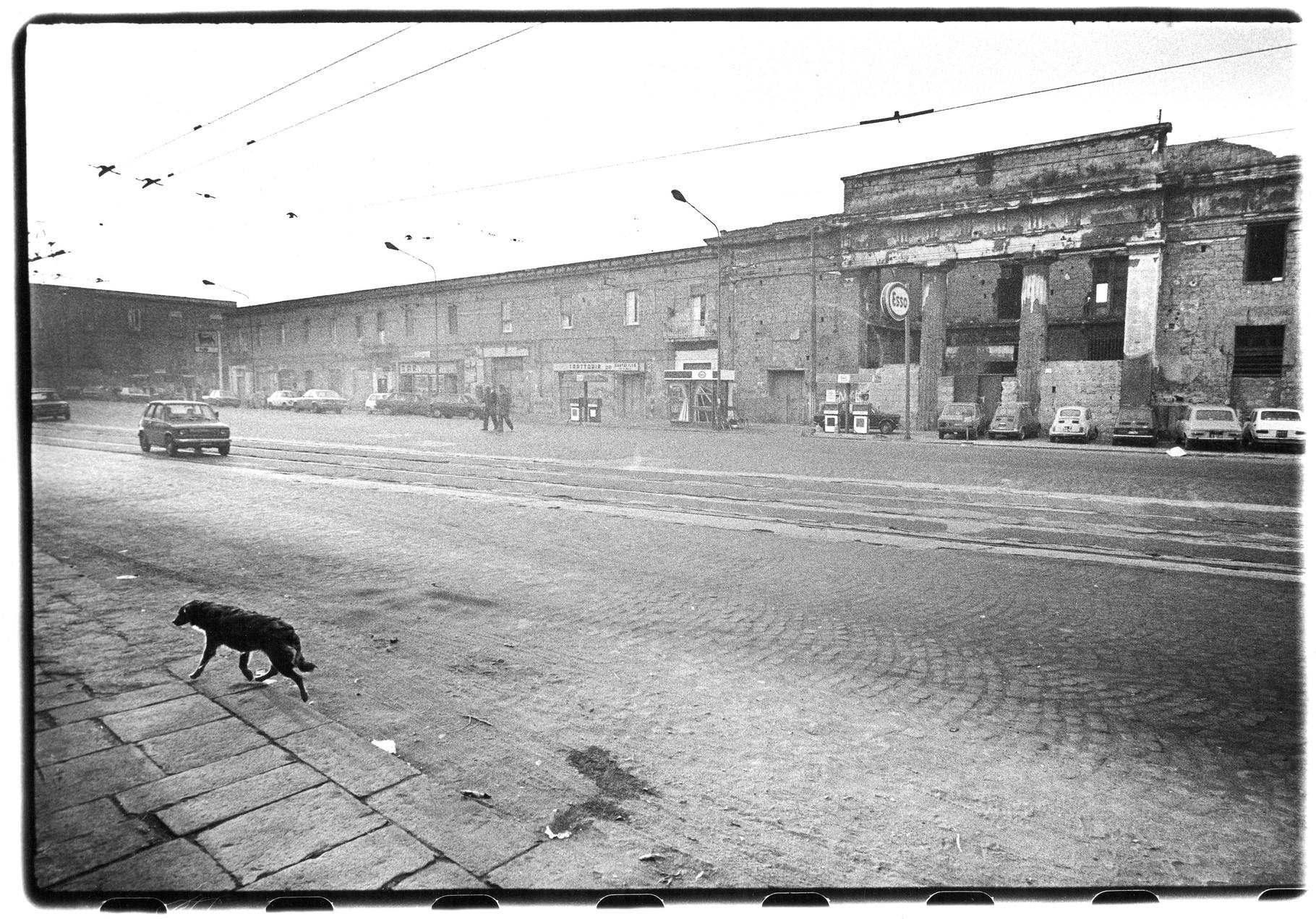 o.T., Neapel, 1982