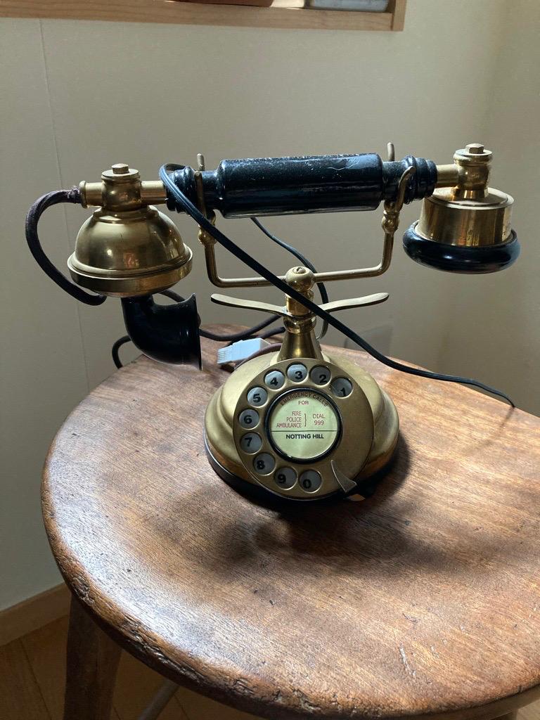 電話の設置