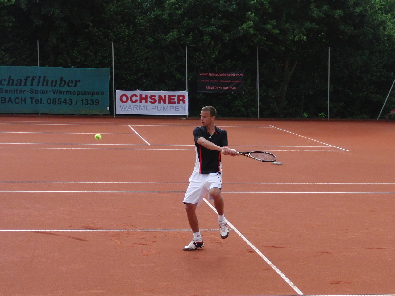 Slideshow Turniersieger 2012, Steffen Dierauf