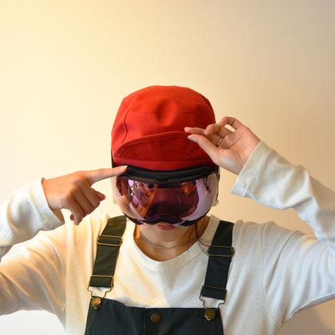 スノーボード キャップ 帽子