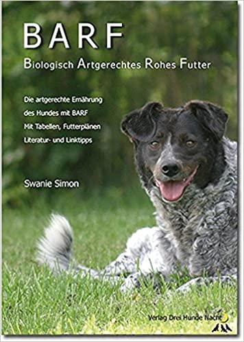 Cover zur BARF Broschur von Swanie Simon