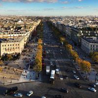 Visita guidata in italiano dei Champs-Elysées e dell'Arco di Trionfo