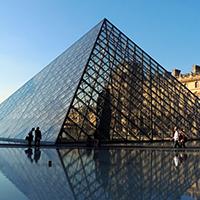 Visita guidata in italiano del museo del Louvre