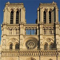 Visita guidata in italiano della Cattedrale di Notre-Dame di Parigi