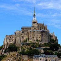 Visita guidata in italiano del Monte Saint-Michel