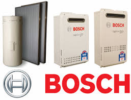 Bosch water heater