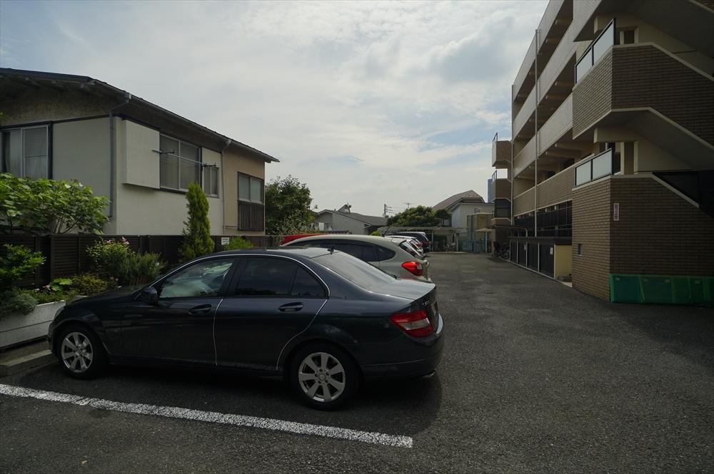 駐車場はNo4が専用使用権となります。
