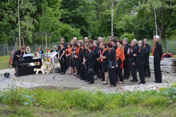 Musikalische Vielfalt mit dem Liederkranz Dollnstein und unseren Saitenzauberklängen