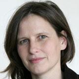 Anja Sparberg, seit 2000 Leiterin der Theaterpädagogik am Staatstheater Nürnberg