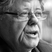 Fitzgerald Kusz, Schriftsteller und Vorstandsmitglied des Fördervereins Schauspiel Nürnberg