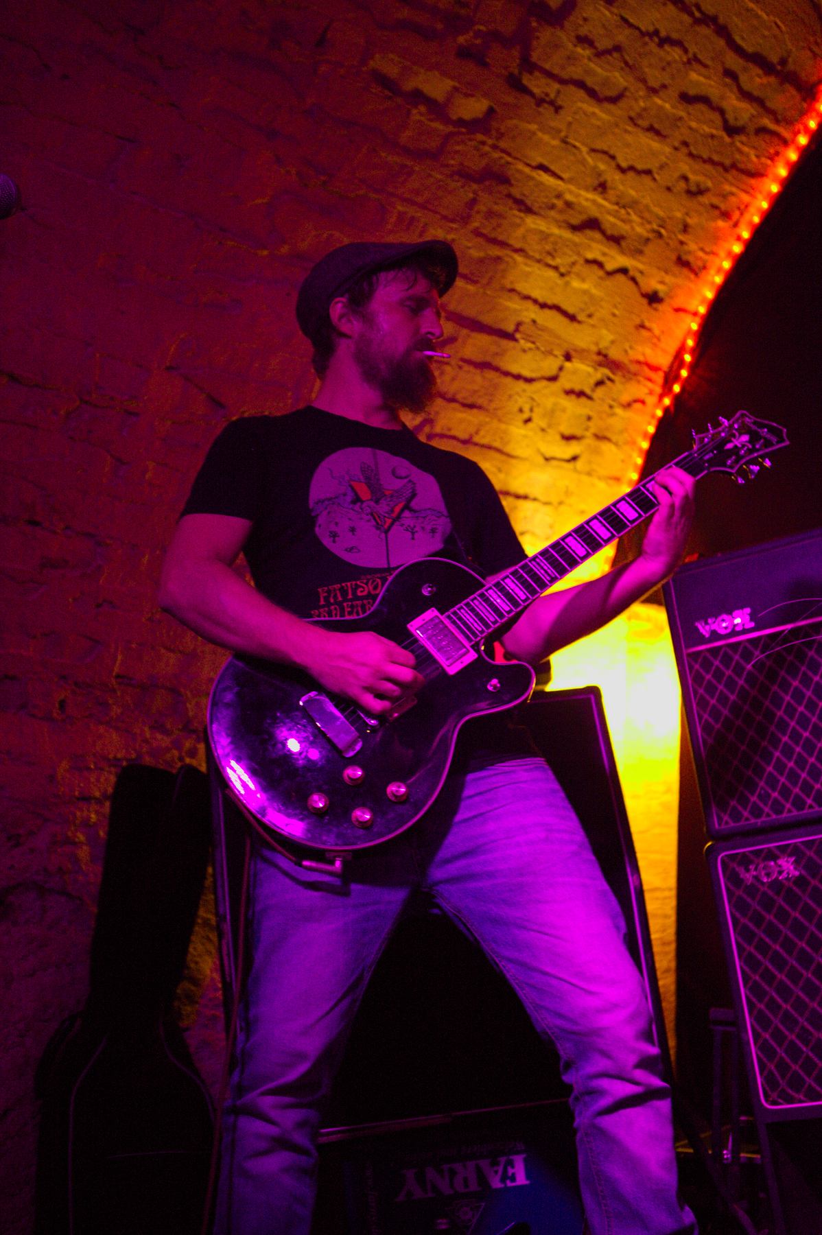 Glaus - Gitarre