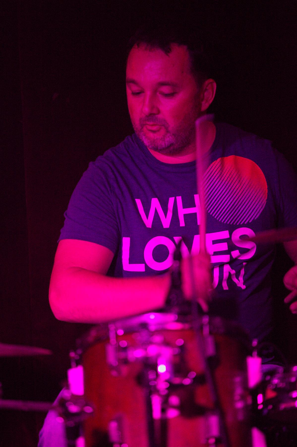 Tobi - Schlagzeug
