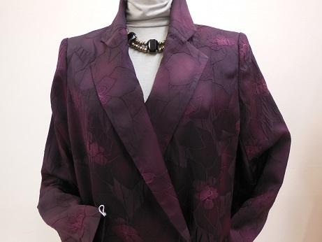 羽織からのコート拡大