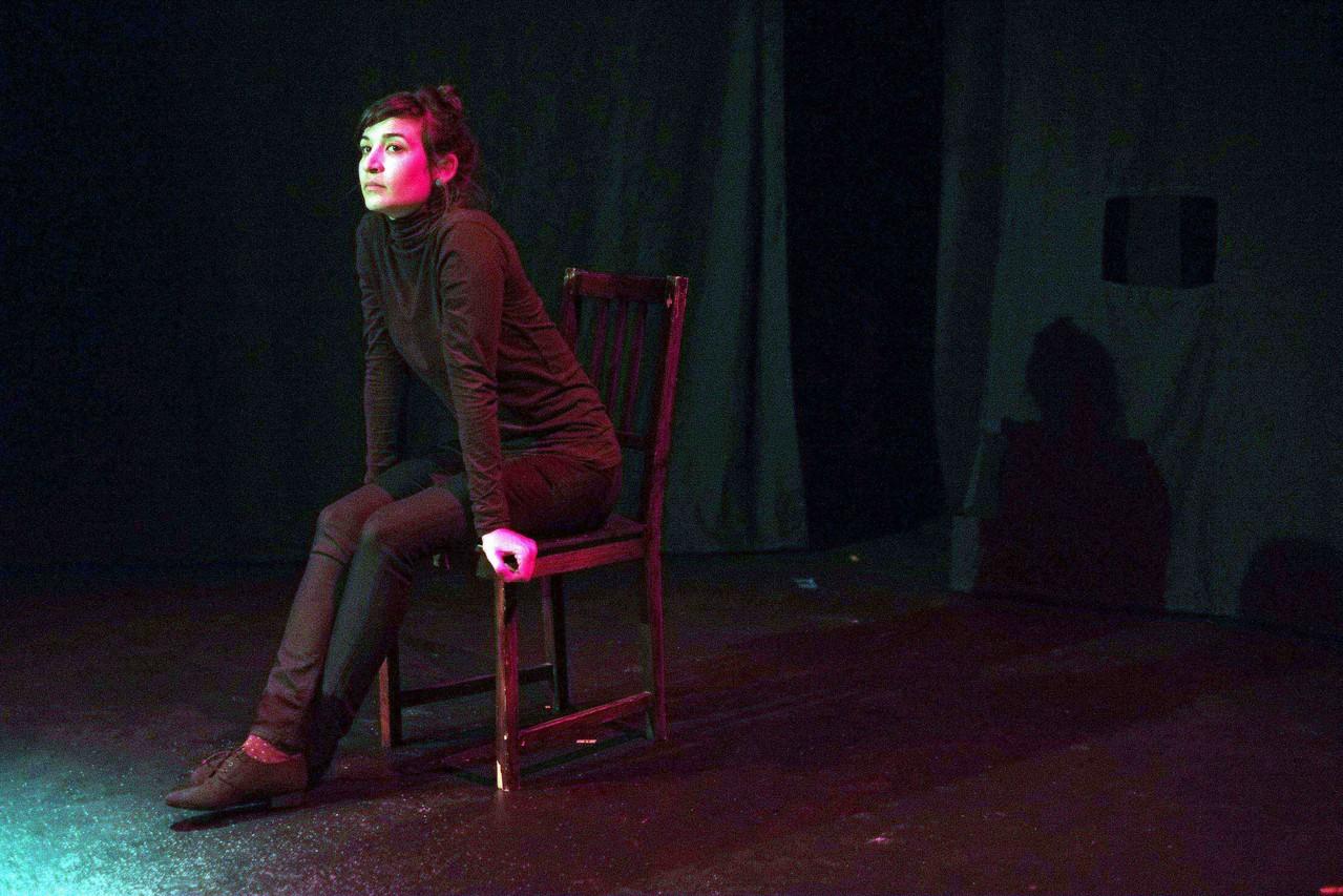 Chloé Olivères, comédienne