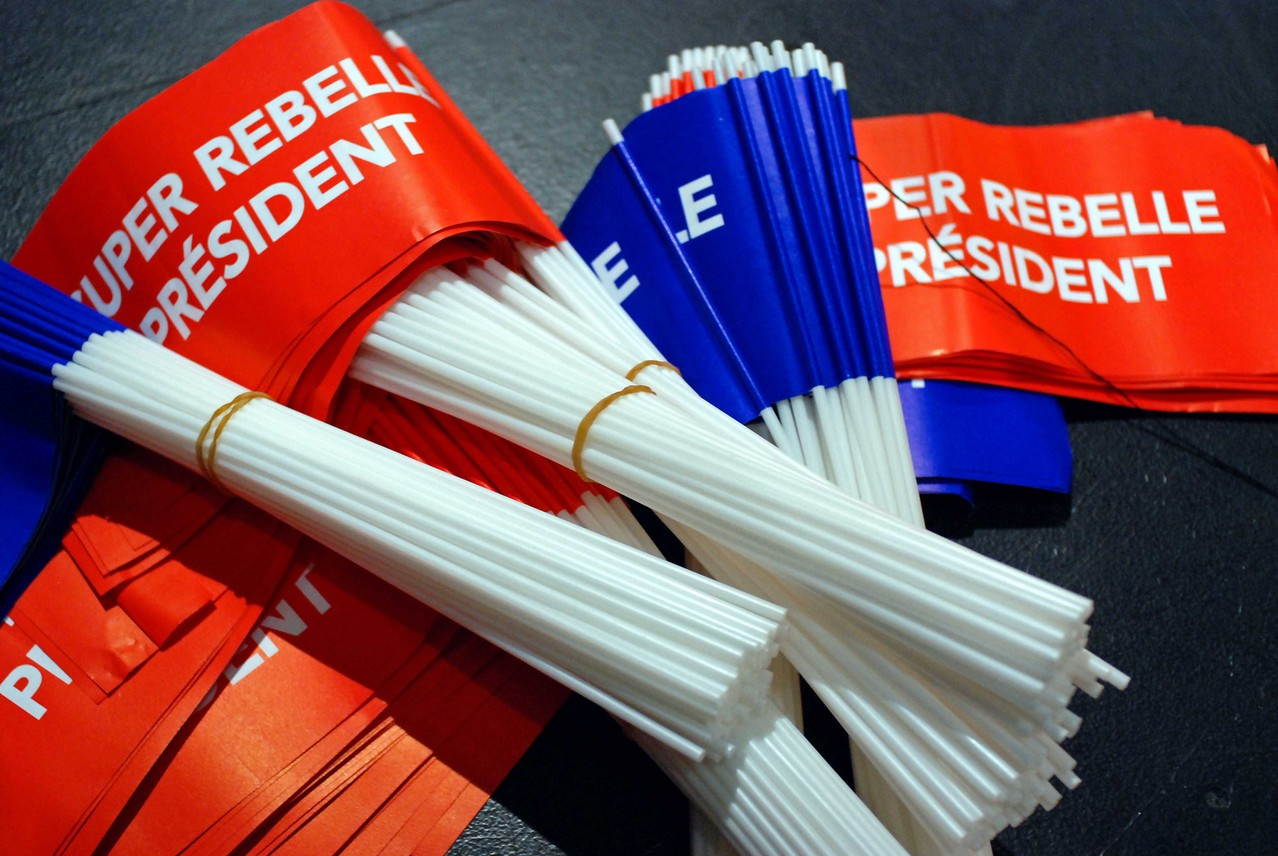 Christophe Alévêque, super rebelle...et candidat libre, mardi 20 mars 2012