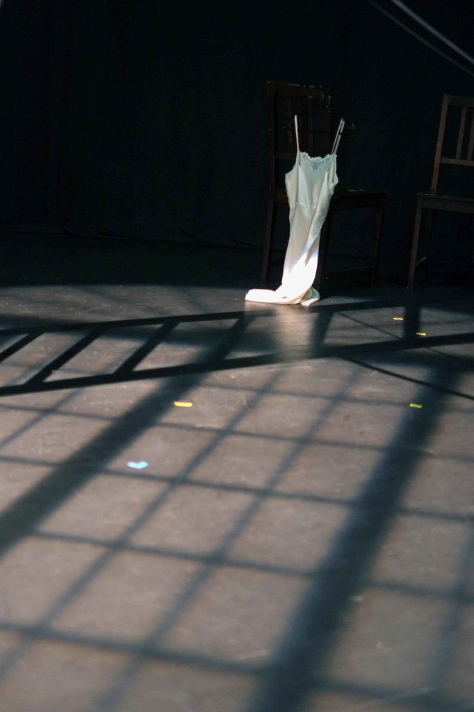 Réglage des lumières pendant une répétition