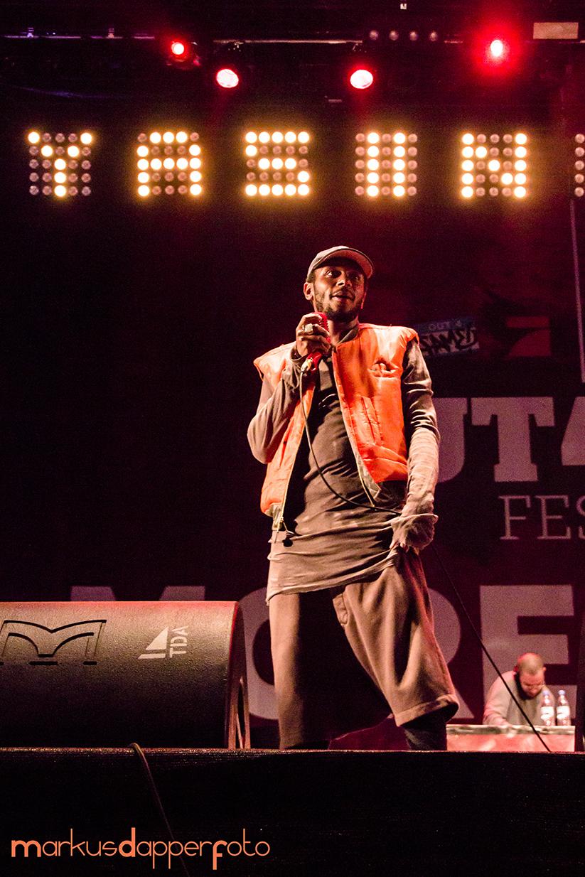 Mos Def aka Yasiin Bey