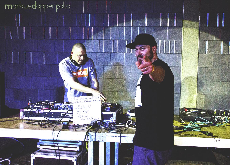 DJ Haitian Star & DJ Lifeforce