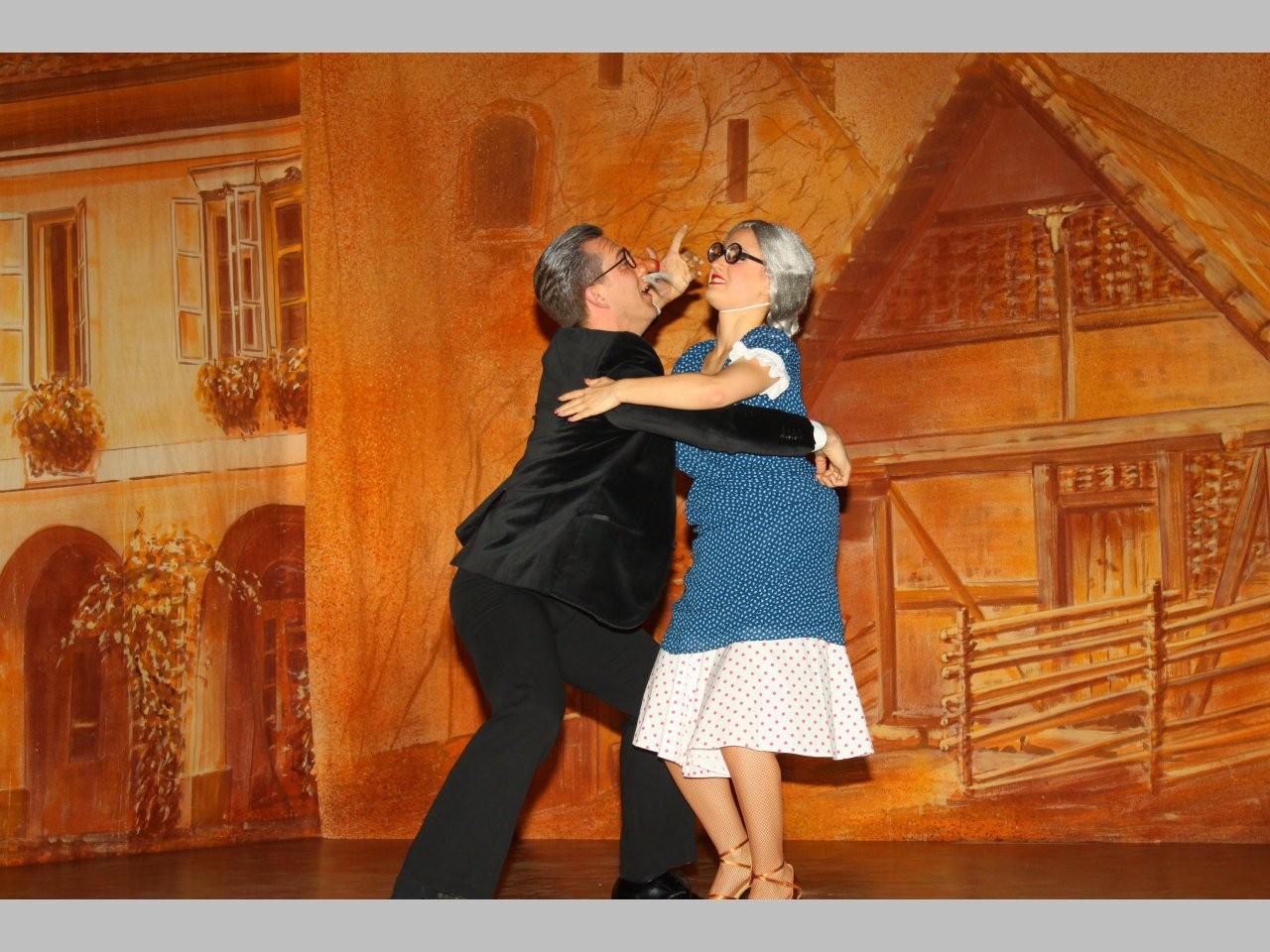 Tanzgeschichte