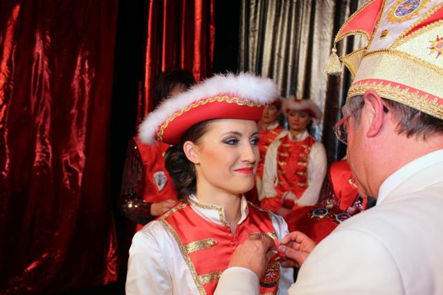 Stefanie Schröttner - Gardeorden in Gold (8Jahre)