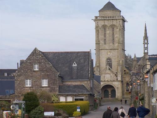 Locronan, cité médiévale de caractère