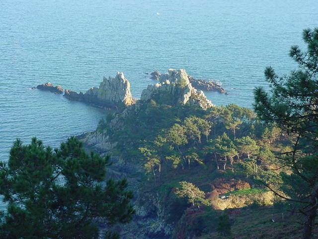 La presqu'île de Crozon et ses sentiers côtiers