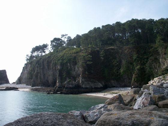 La presqu'île de Crozon : de nombreuses plages et criques