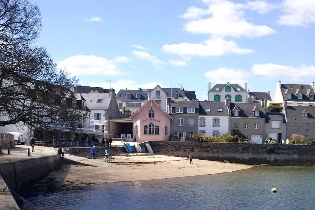 Sainte Marine, petit port plein de charme