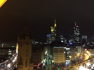 Frankfurt bei Night