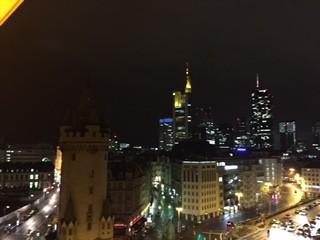 Frankfurt bei Night