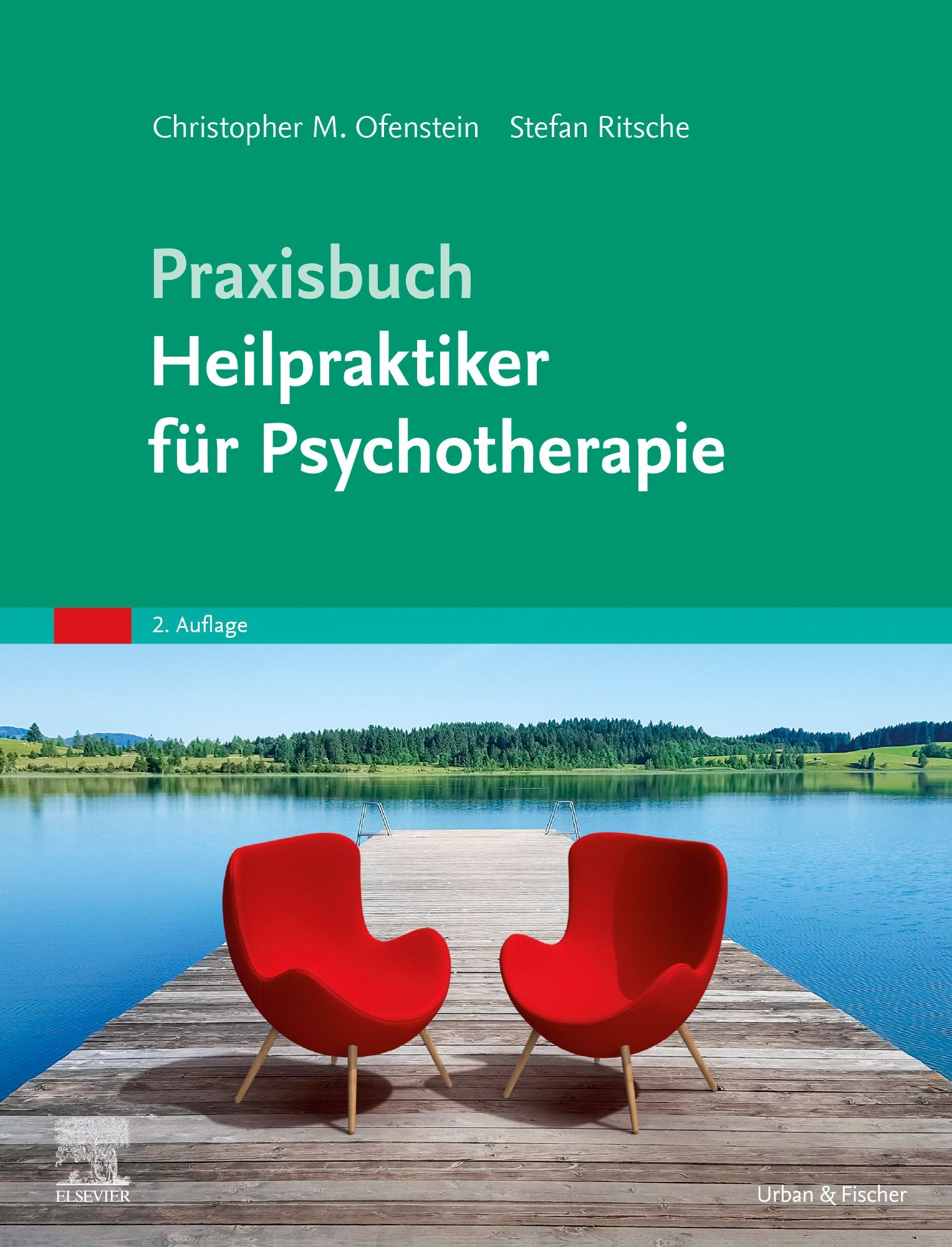 Praxisbuch Heilpraktiker für Psychotherapie