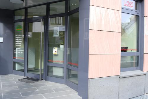 Unsere Räumlichkeiten in Rodgau-Jügesheim - Außenansicht