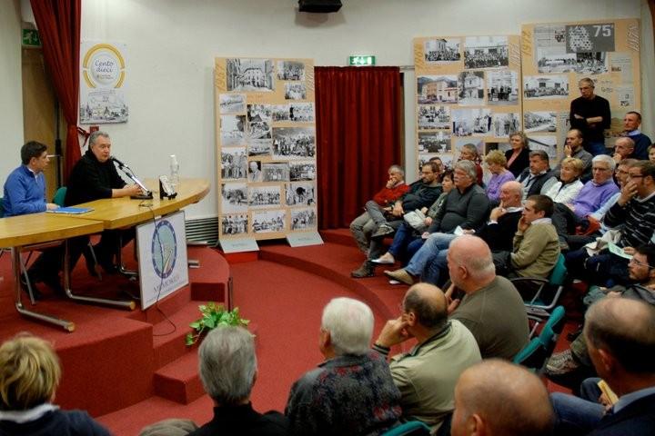 Presentazione nella città di Ala di Trento organizzata dall'Associazione Memores