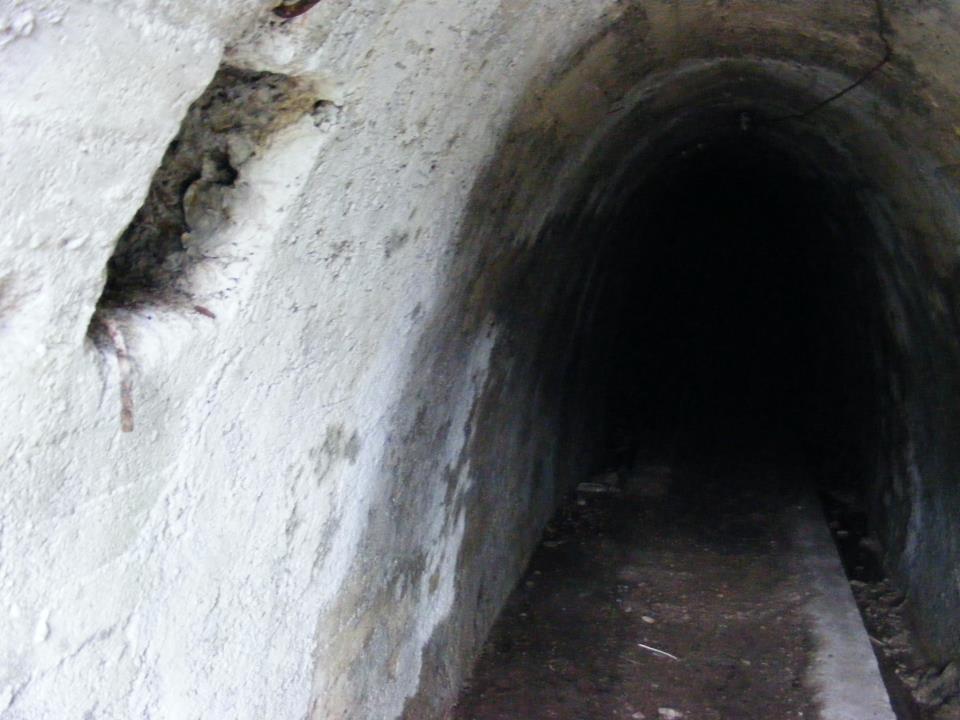 Un Bunker panoramico... sul Lago di Garda. Sponda orientale.