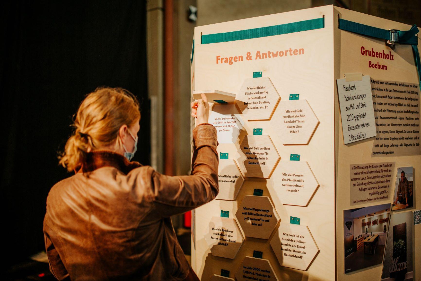 """Ausstellung """"Urbane Produktion"""" macht Nachhaltigkeit und Regionalität erlebbar"""