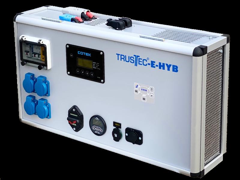 Trustec E-Hyb mobil W horizontal