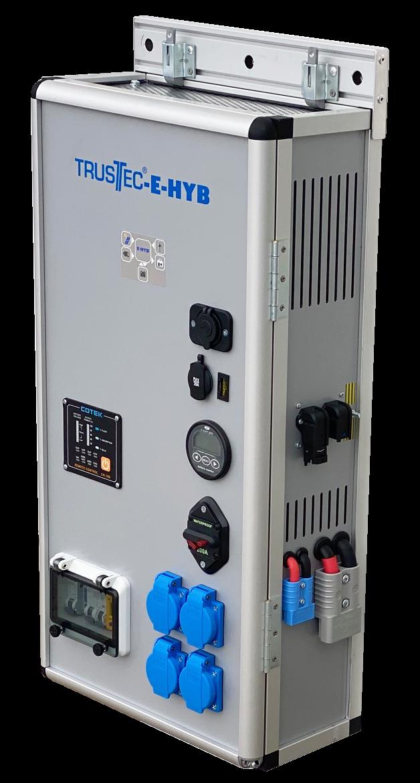 Trustec E-Hyb mobil W vertikal