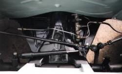 Umrüstung auf 2-Kreis Bremssystem.