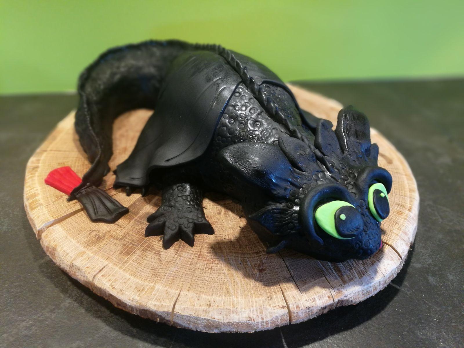 Ohnezahn-Torte (Schoko-Preiselbeer)
